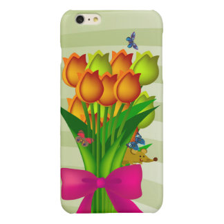A Bunch of Tulips iPhone 6 Plus Case