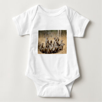 A Business of Mongoose Baby Bodysuit