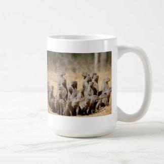 A Business of Mongoose Basic White Mug