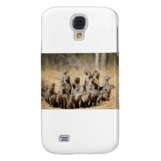 A Business of Mongoose Galaxy S4 Cover