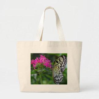 A butterflies grace bag
