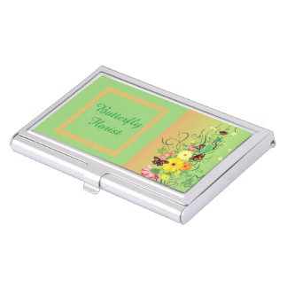A Butterfly Tree Business Card Holder