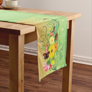 A Butterfly Tree Short Table Runner
