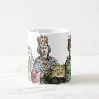 A Byzantine Princess and her ladies Coffee Mug