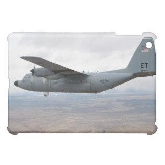 A C-130 Hercules soars through the sky iPad Mini Cover