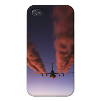 A C-141B Starlifter iPhone 4 Covers
