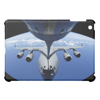 A C-17 Globemaster III receives fuel Case For The iPad Mini