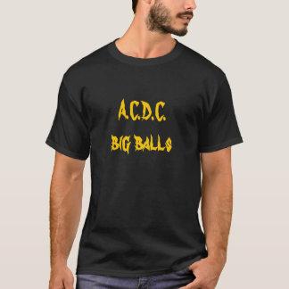 A.C.D.C.big balls T-Shirt
