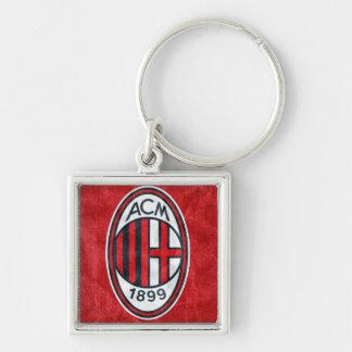 A.C. Milan Key Ring