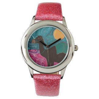 A Ca-Mel Named Lili Watch