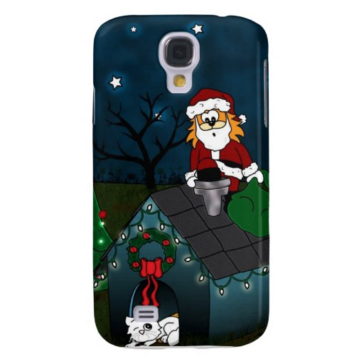 'A Caboodle Christmas' Galaxy S4 Case
