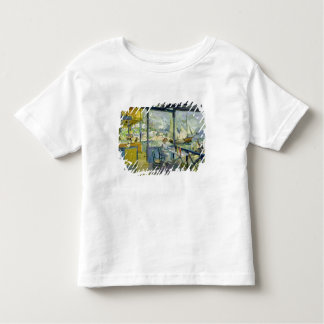 A Cafe in Gursuph, 1914 Toddler T-Shirt