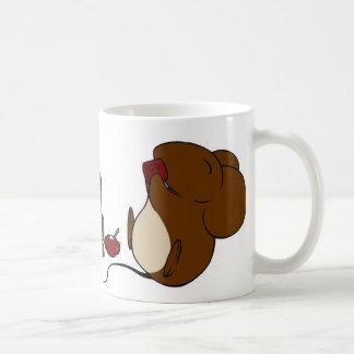 A Caffeinated Mouse Tale Mug