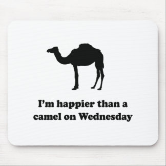 A Camel on WednesdayA Camel on Wednesday Mouse Mat