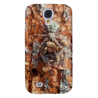A Camouflaged Bark Spider Galaxy S4 Case