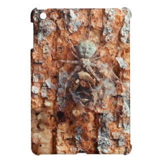 A Camouflaged Bark Spider iPad Mini Case