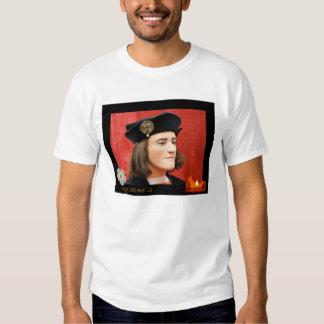 A Candle for Richard III Tee Shirt