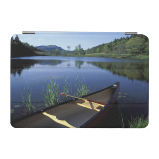 A canoe rests on the shore of Little Long Pond iPad Mini Cover