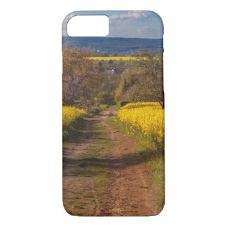 A canola field in spring iPhone 7 case