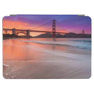 A capture of San Francisco's Golden Gate Bridge iPad Air Cover