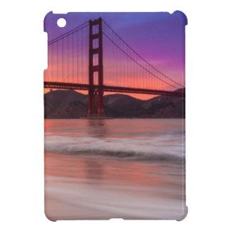 A capture of San Francisco's Golden Gate Bridge iPad Mini Cases