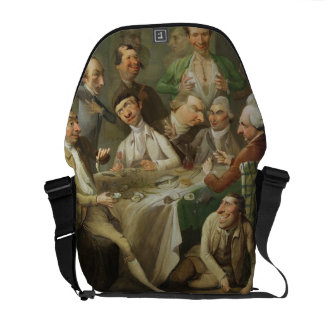 A Caricature Group, c.1776 (oil on canvas) Courier Bags