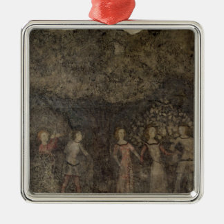 A Carole, c.1380-90 Christmas Ornament