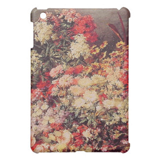 A Cart of Flowers Case For The iPad Mini