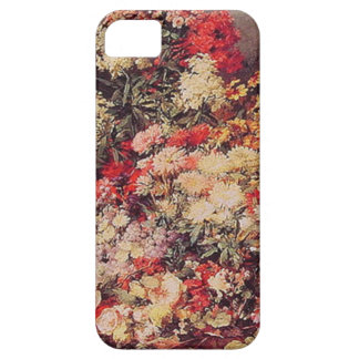 A Cart of Flowers iPhone 5 Covers