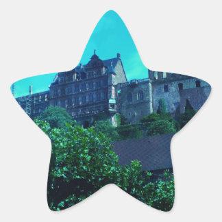 A Castle Sticker