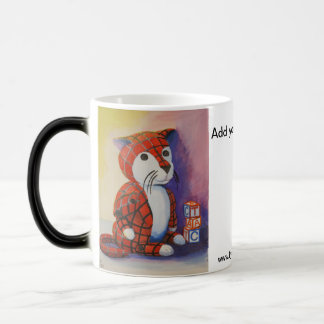 A Cat Coffee Mug