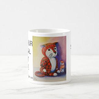 A Cat Mug