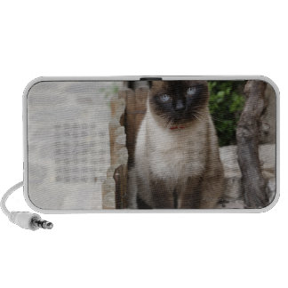 A Cat Portable Speakers