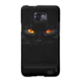 A Cat Without a Grin Galaxy S2 Cases