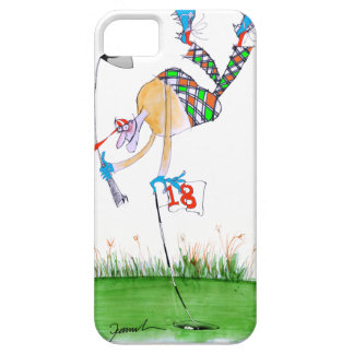 a celebration - golf, tony fernandes iPhone 5 cover