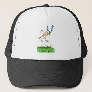 a celebration - golf, tony fernandes trucker hat