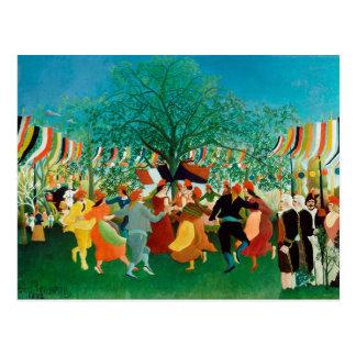 A Centennial of Independence | Henri Rousseau Postcard