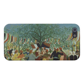 A Centennial of Independence iPhone 5 Case