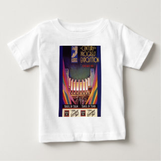 A Century Of Progress Exposition Chicago 1933 Baby T-Shirt