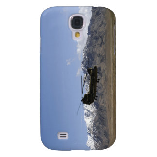 A CH-47 Chinook takes off Galaxy S4 Case