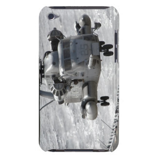 A CH-53E Super Stallion helicopter Barely There iPod Cases