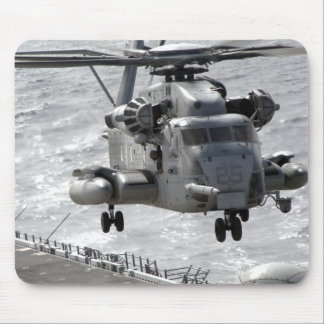 A CH-53E Super Stallion helicopter Mouse Mat