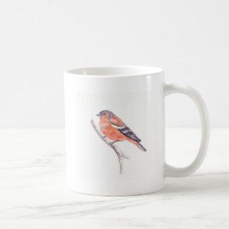 A Chaffinch. Mug