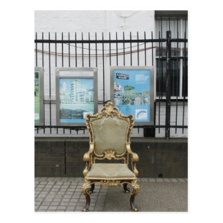 A Chair Postcard