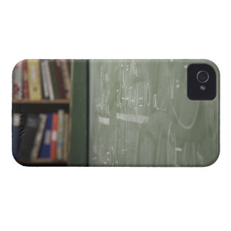 A chalkboard iPhone 4 cover