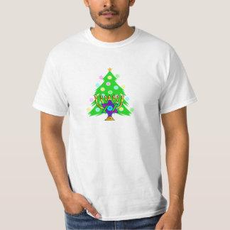 A Chanukkah and Christmas T-Shirt
