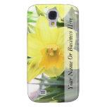 A Cheerful Yellow Daffodil Samsung Galaxy S4 Cover
