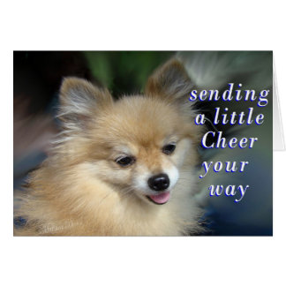 A Cheery card