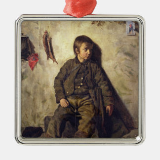 A Chimney Sweep from Savoie, 1832 Christmas Ornament