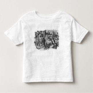 A Chinese Provincial Governor, illustration from a Toddler T-Shirt